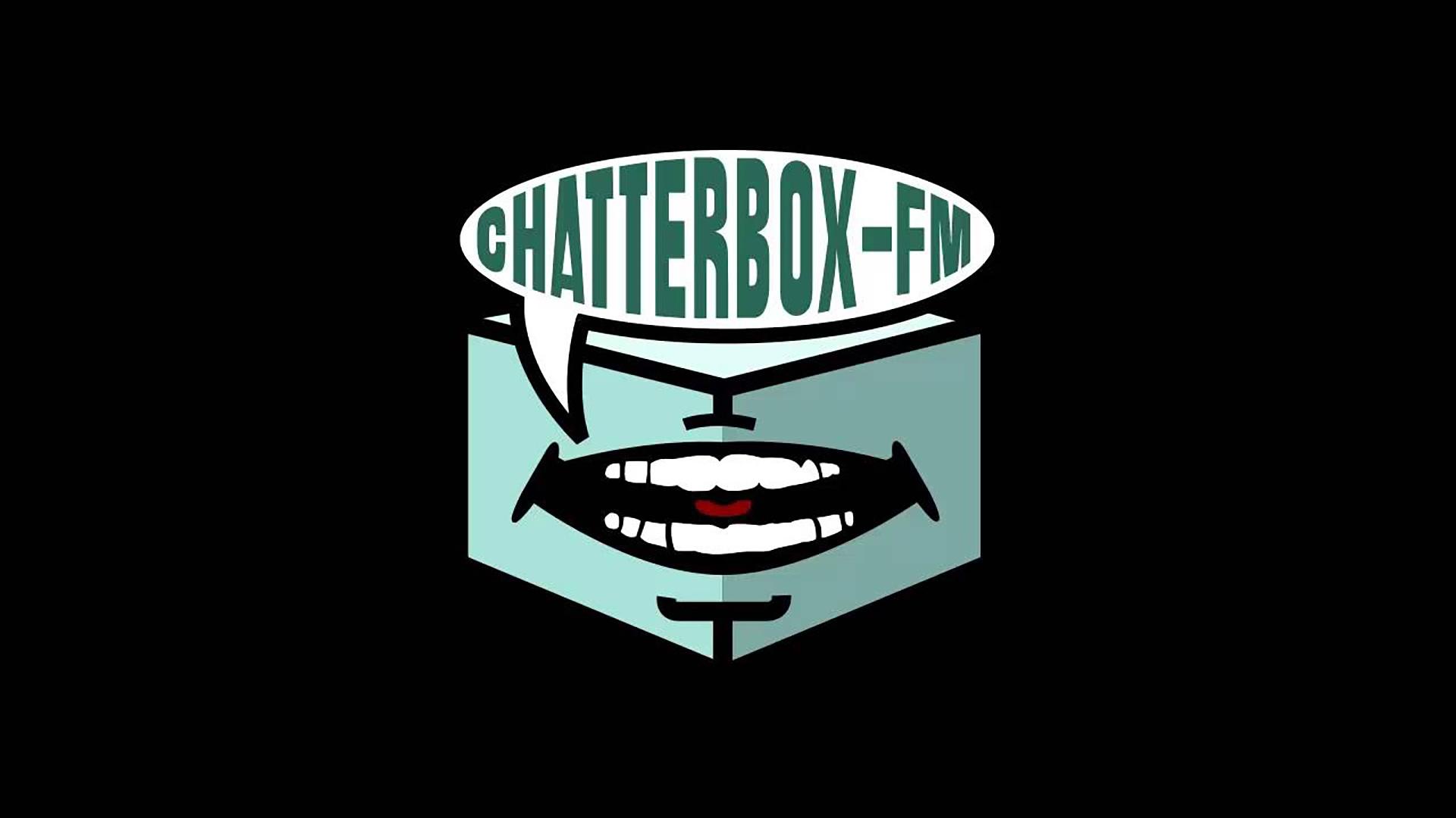 Logo de la radio Chatterbox FM
