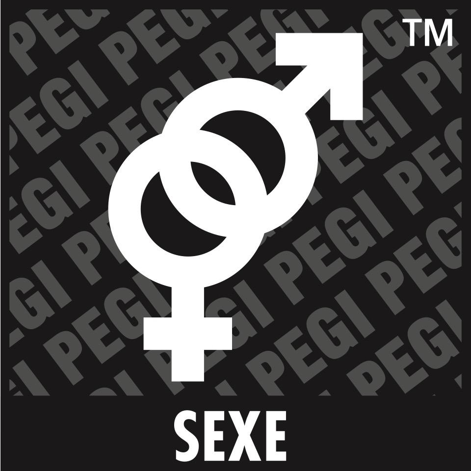 PEGI Sexe
