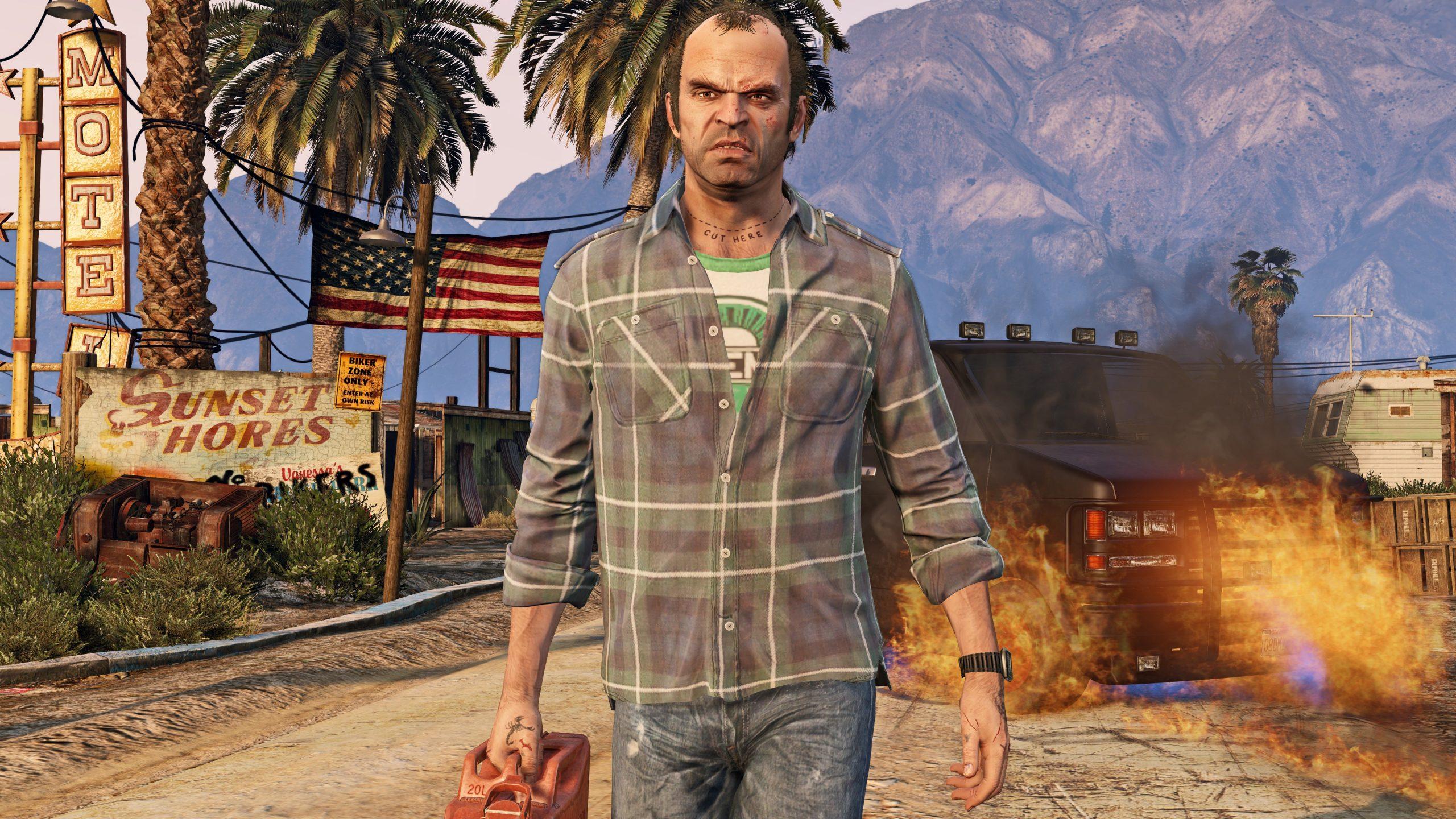 Trevor de GTA V
