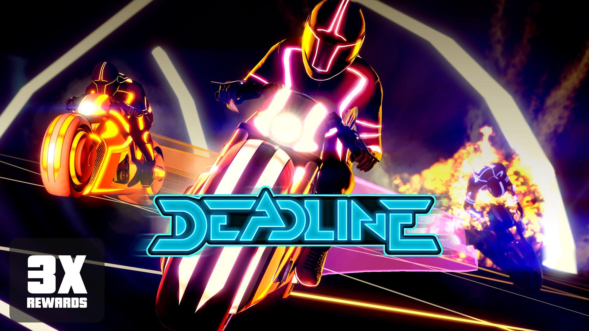 Retour à la ligne et Deadline dans GTA Online
