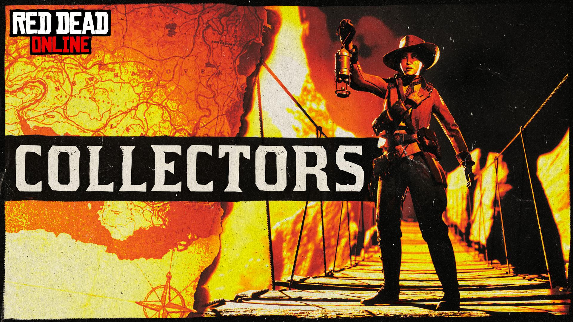 Collection dans Red Dead Online