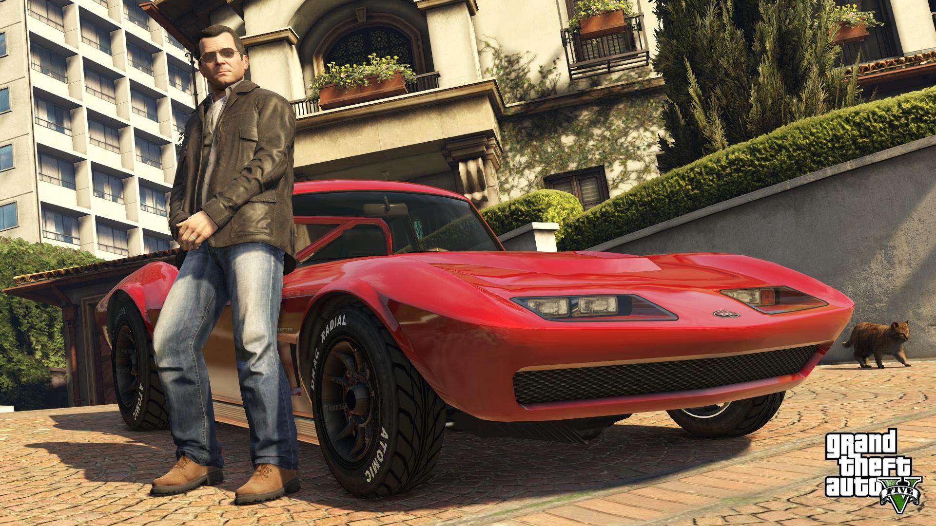 Michael De Santa Coquette classique GTA V