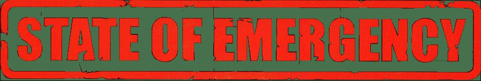 Logo State of Emergency