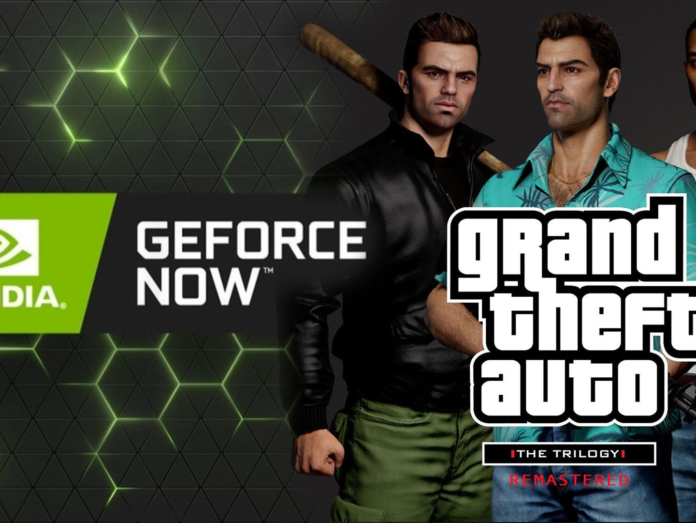 Fuite de Nvidia GeForce Now