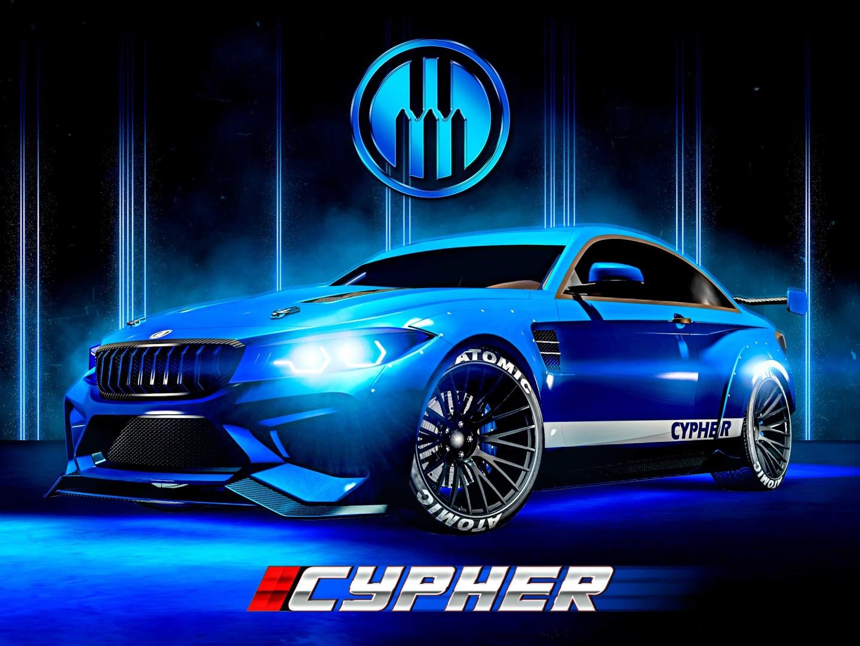 GTAOnline présente la Ubermacht Cypher, disponible chez Legendary Motorsport