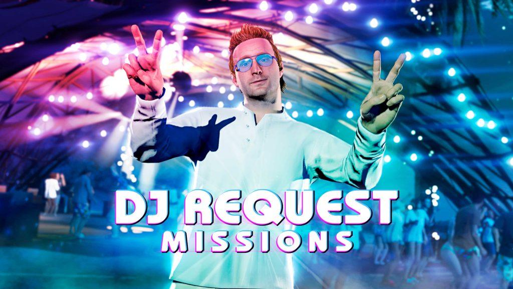 Missions de DJ doublées
