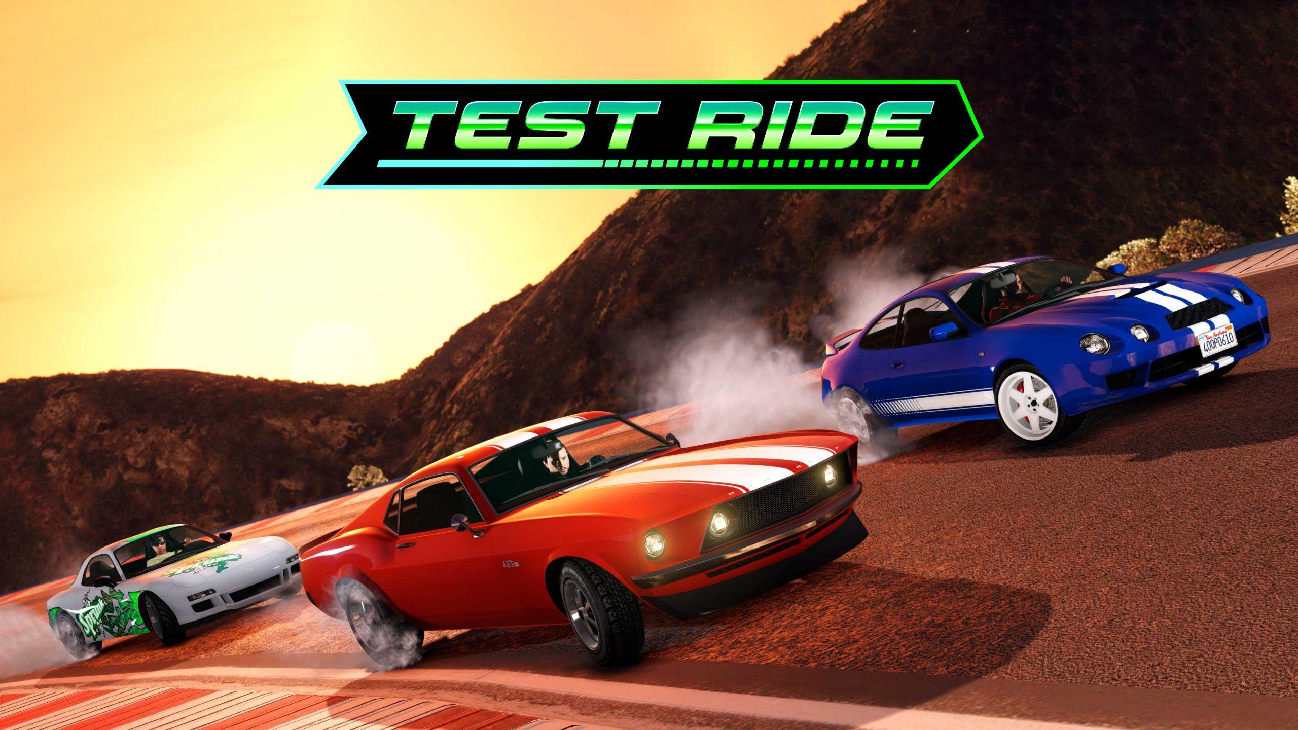 Test Ride GTA Online