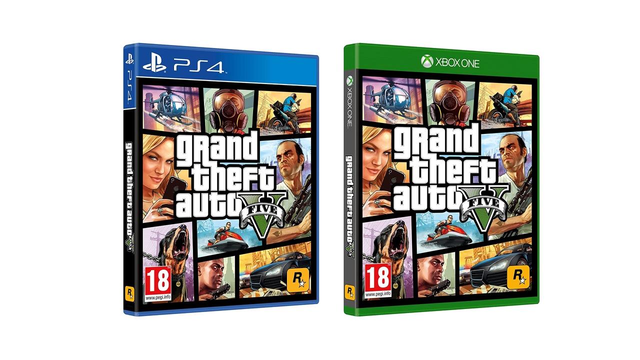 GTA V PS4 Xbox One