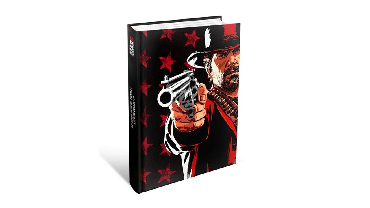 Guide Collector Red Dead Redemption II