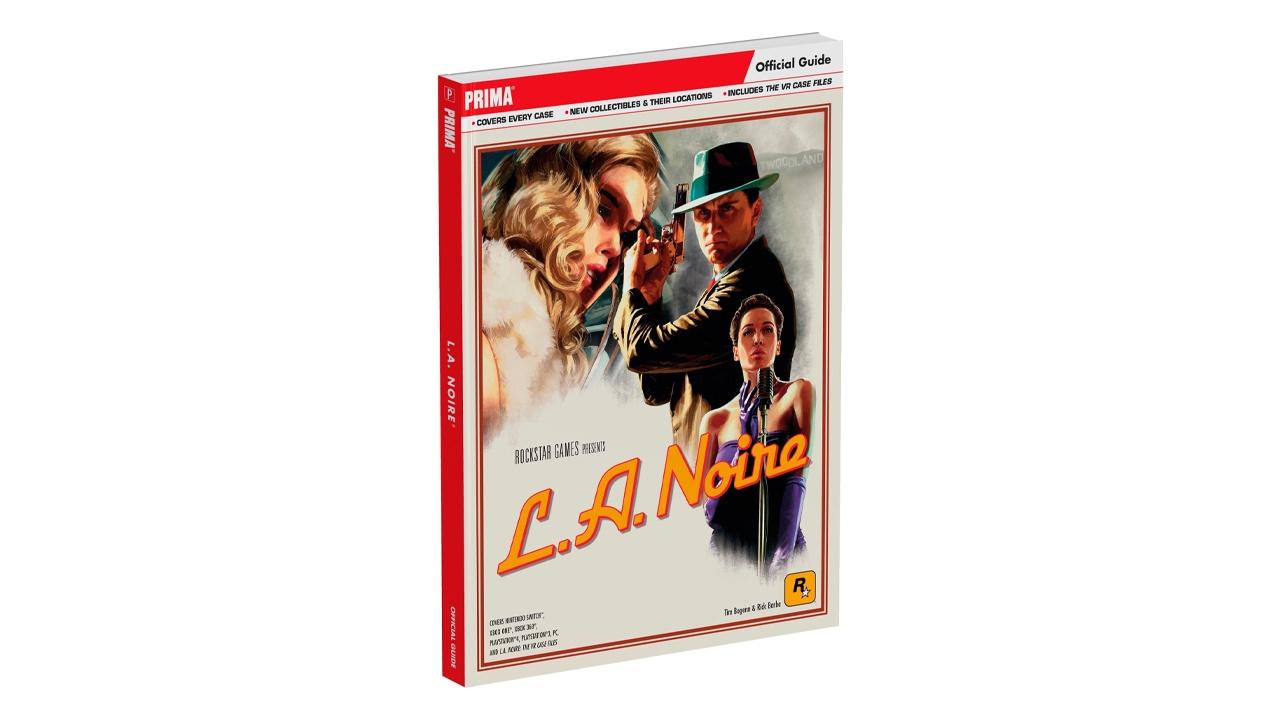 Guide LA Noire