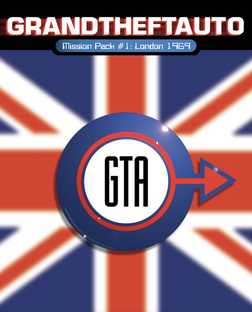 Jaquette GTA London