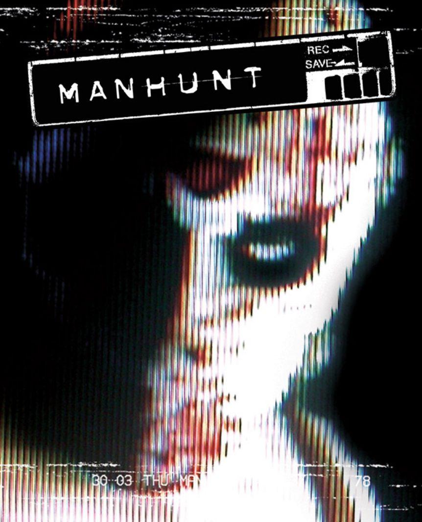 Jaquette Manhunt