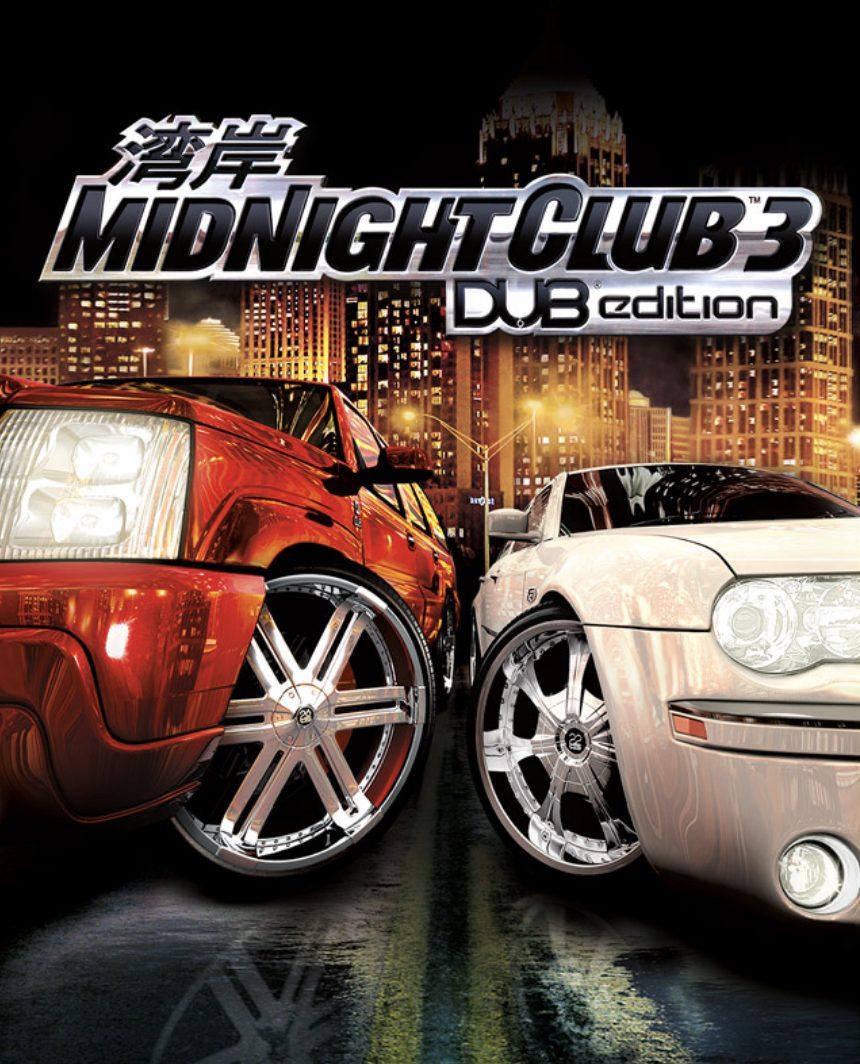 Jaquette Midnight Club 3