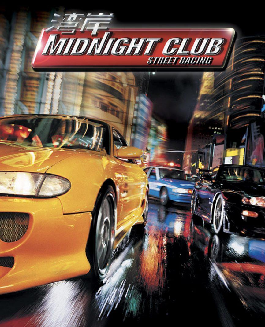 Jaquette Midnight Club Street Racing