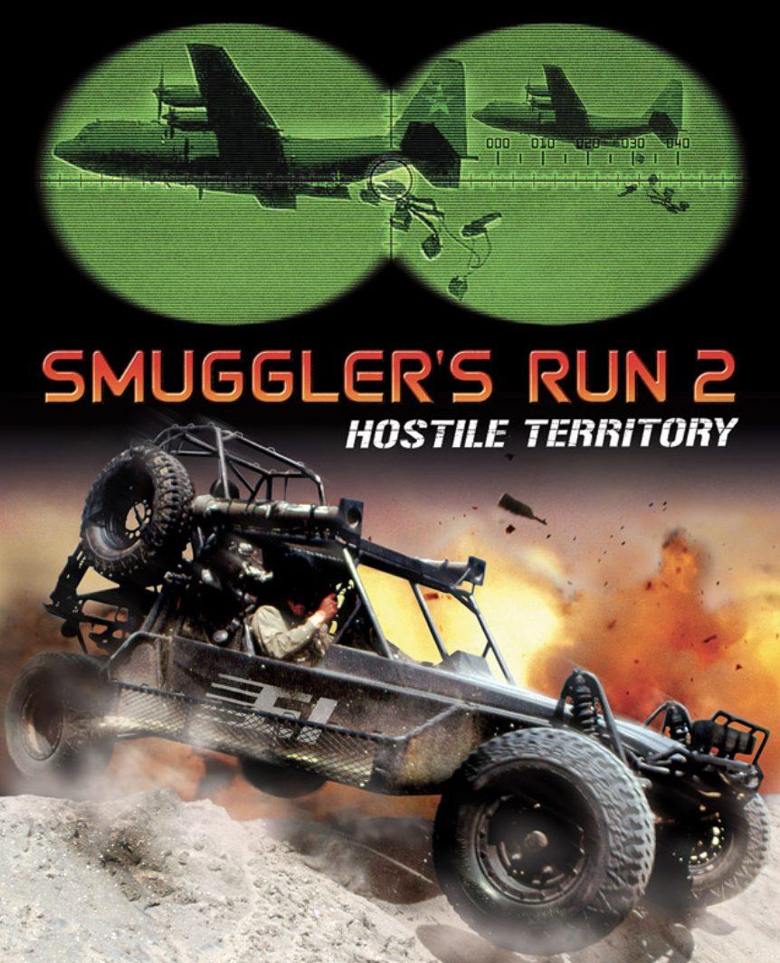 Jaquette Smuggler's Run 2