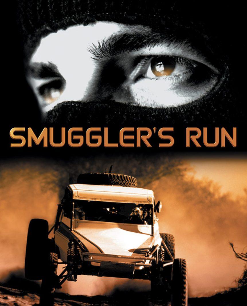 Jaquette Smuggler's Run