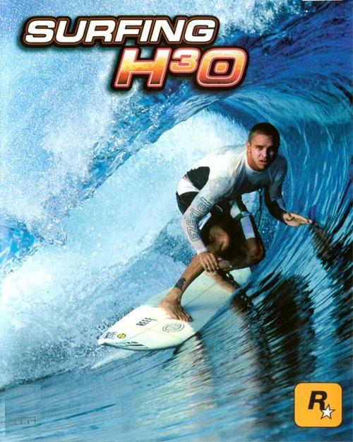 Jaquette Surfing H30
