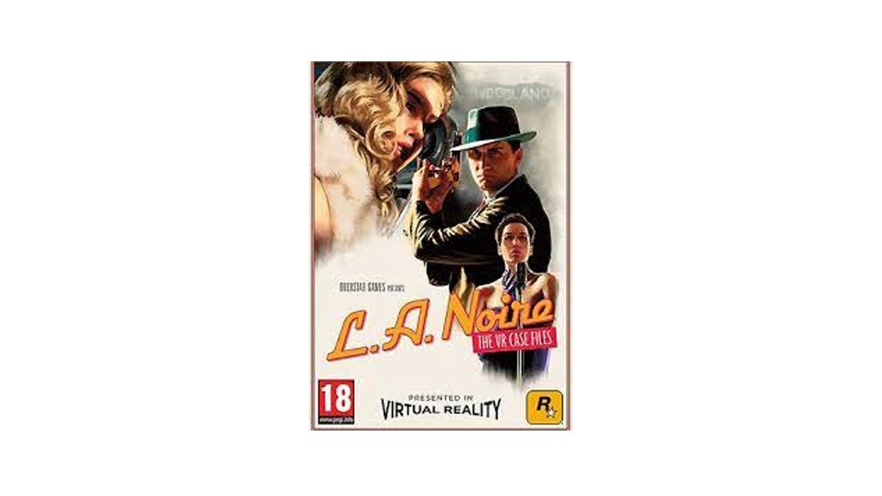 L.A. Noire VR Cases Files