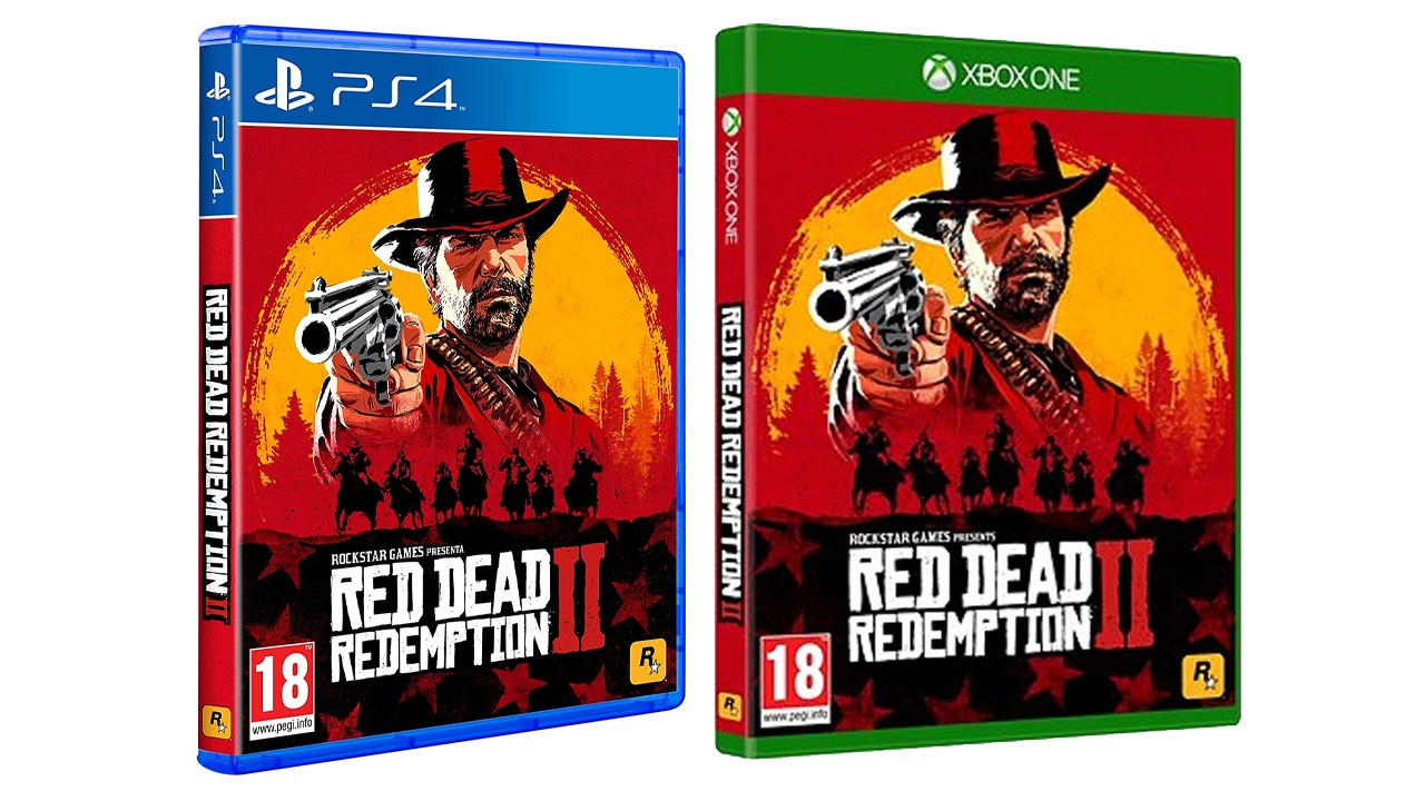 Red Dead Redemption II PS4/One Standard