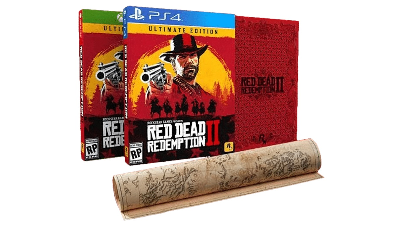 Red Dead Redemption II Ultimate PS4/One