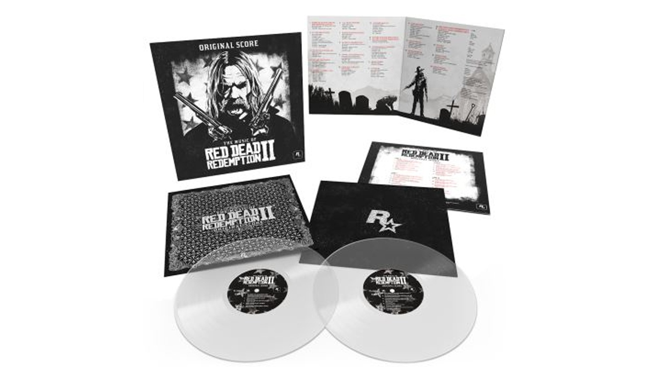 Soundtrack Original Score Red Dead Redemption II