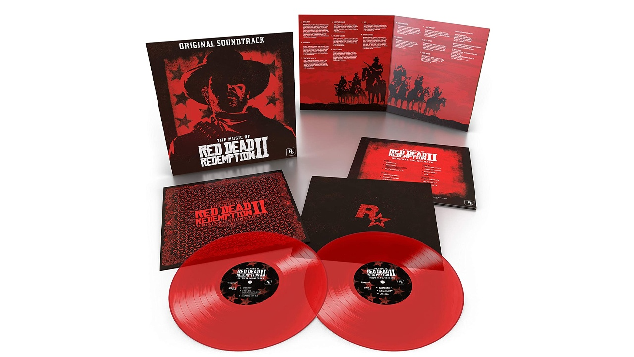 Soundtrack Red Dead Redemption II