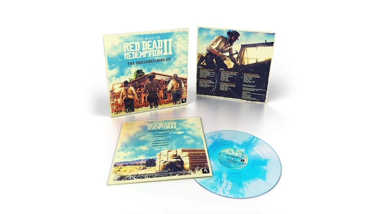 Soundtrack The Housebuilding Red Dead Redemption II