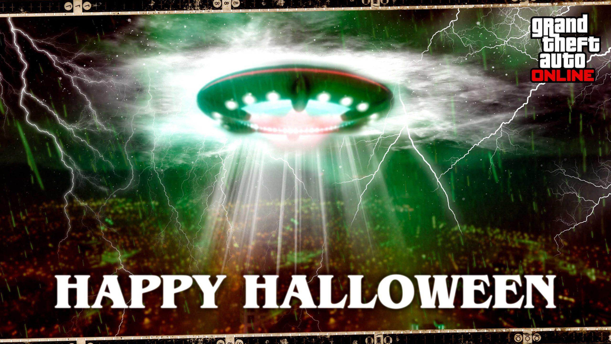 Halloween GTA Online