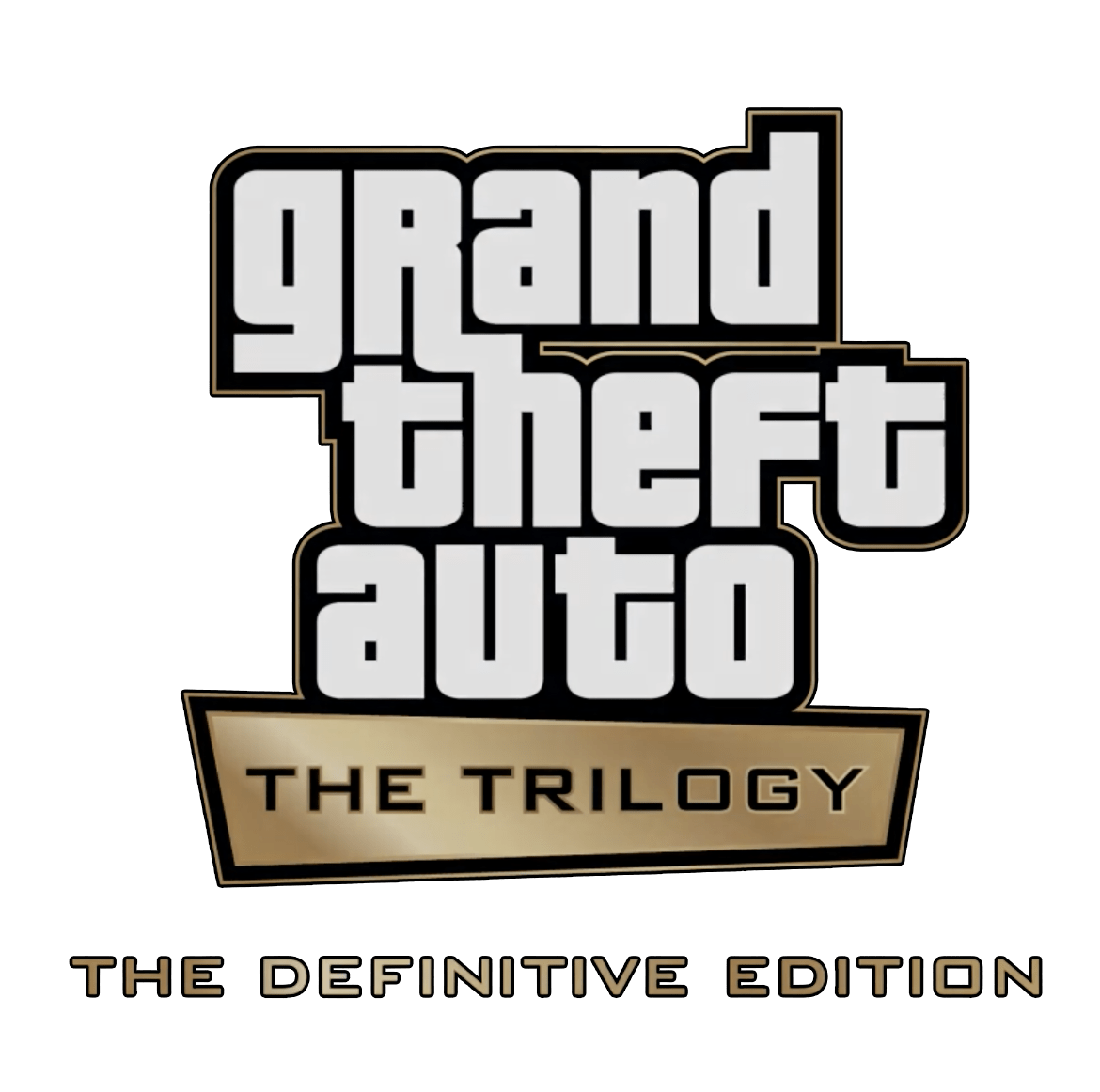 Logo GTA The Trilogy The Definitive Edition