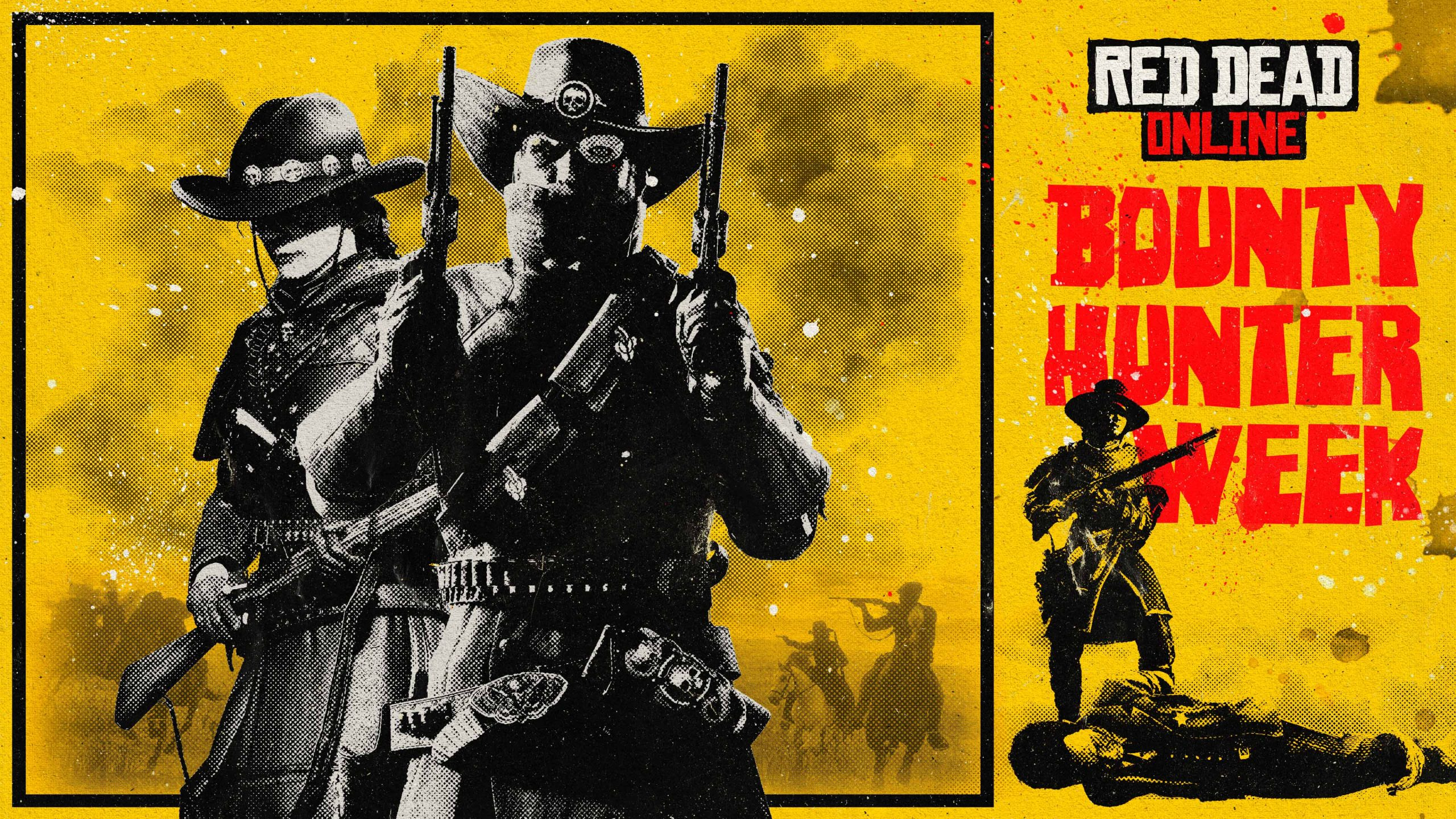 Red Dead Online semaine chasseur primes