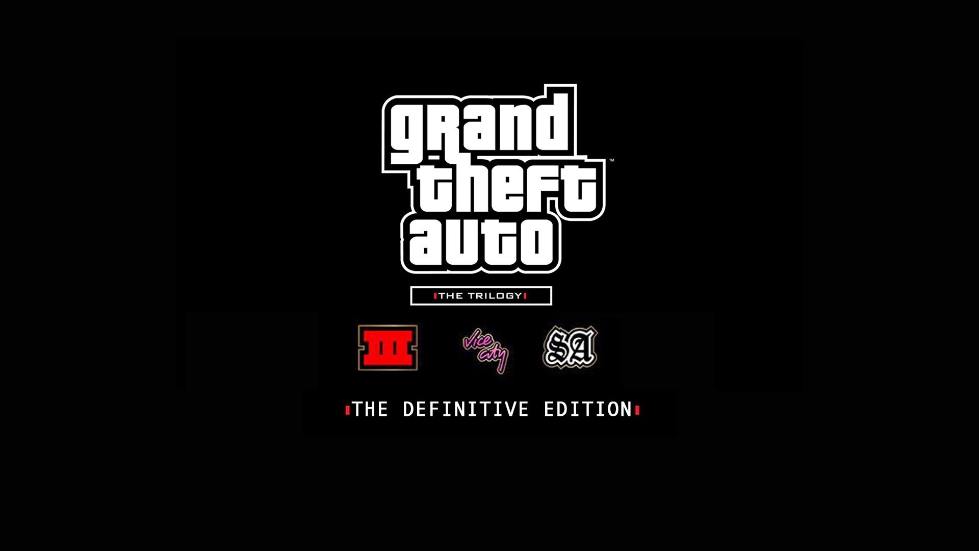 GTA The Trilogy The Definitive Edition Leak